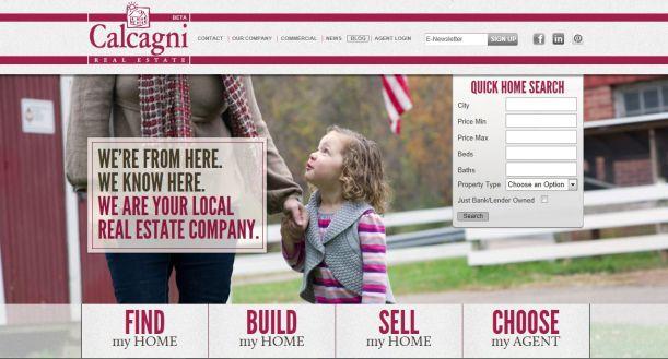 Calcagni Home Page