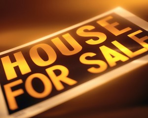 """House for Sale"" Sign"