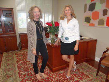 Betsy Bogin & Gina Schumilla